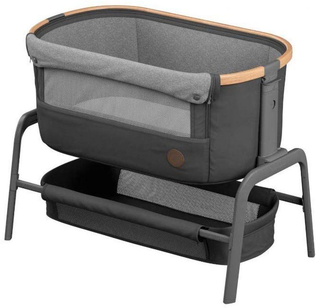 Le berceau Bébé Confort Iora peut s'utiliser pour pratiquer le co-sleeping sans risque.