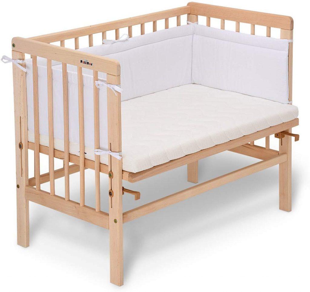 Le lit cododo Fabimax est fabriqué avec du bois de Aulne.